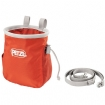 Petzl Saka Ergonomic Chalkbag with Belt - 2017