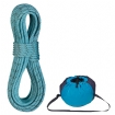 Edelrid Anniversary Pro Dry 9.7mm DuoTec Climbing Rope and Rope Bag