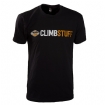 ClimbStuff Black Crew Neck T-Shirt