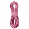 Edelrid Topaz Pro Dry 9.2mm Climbing Rope - 70m - Fresh Pink