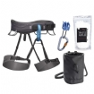 Black Diamond Momentum Men's Harness Package