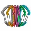 Edelrid Mission Carabiner 6-Pack, Assorted Colors