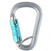Edelrid HMS Bruce Steel Triple-locking FG Carabiner