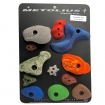 Metolius Greatest Hits Holds: Boulder 12-Pack