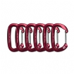Omega Pacific Doval Carabiners | 6-Pack Deal